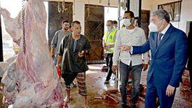 ذبح 2310 رأس ماشية بمجازر المنيا