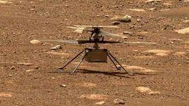 لأول مرة.. مروحية تحلق في كوكب المريخ