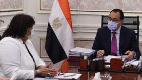 رئيس الوزراء يتابع تنفيذ التكليفات الرئاسية في اجتماع مع وزيرة الثقافة