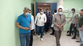 محافظ شمال سيناء يؤكد استعداد مديرية الصحة لاستقبال مصابي غزة