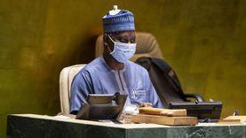 معلومات عن تيجاني باندي بعد شكر السيسي له.. ثاني نيجيري بالأمم المتحدة