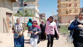 """أمانة المرأة بمستقبل وطن بالإسكندرية تطلق حملة """"انزل شارك"""" للتوعية"""