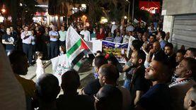 اشتباكات على مداخل بيت لحم بين الفلسطينيين والقوات الإسرائيلية