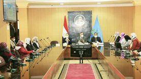 محافظ كفر الشيخ: تحديث المخططات التفصيلية للمدن والقرى