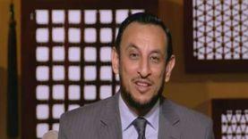 رمضان عبدالمعز: الإيمان بدون عمل «مزيف» (فيديو)