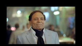 شقيق عادل إمام ينفي تعرض «الزعيم» لوعكة صحية