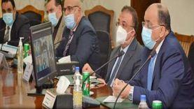 محافظ الإسكندرية يشارك في اجتماع «ضوابط تخطيط المدن وشروط البناء»