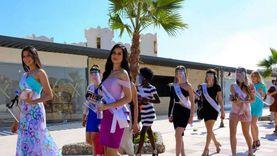 تفاصيل زيارة ملكات جمال العالم للمقاصد السياحية بالغردقة