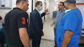 تركوا العمل دون إذن.. إحالة 6 أطباء بمستشفى شبين القناطر  للتحقيق