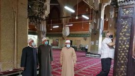 افتتاح 5 مساجد في الدقهلية.. وصلاح الدين يلقي أول خطبة له في النصر