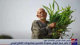 رئيس البنك الزراعي: 44 مليار جنيه قروض ممنوحة للفلاحين