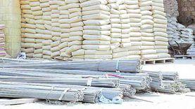 «الغرف التجارية»: توقعات بتثبيت أسعار الحديد وارتفاع الأسمنت في أغسطس