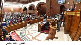 عبدالحي عبيد رئيسا للجنة الخارجية بمجلس الشيوخ