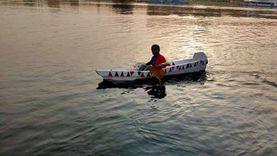 اليوم.. انطلاق تصفيات سباق المراكب الصغيرة لأطفال قرية سهيل النوبية