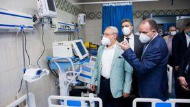 رئيس جامعة طنطا: تطوير مستشفى الباطنة الجامعي بتكلفة 2.5 مليون جنيه