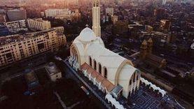 الكنيسة: أسوار الكاتدرائية لم تتصدع وأزلنا شرخا بطول مترين لبنائه