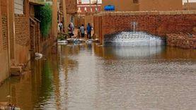 الداخلية السودانية: 124 وفاة و 54 مصابا جراء السيول