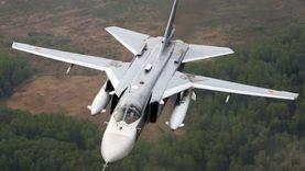 عاجل.. سقوط طائرة عسكرية روسية فوق سوريا ومقتل قائدها