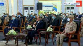 سيناء تتجه للعمران بوعود السيسي «مشروعات صحية ومحطات معالجة» في أسبوع