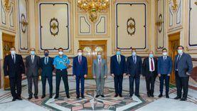 وزير الإنتاج الحربي وسفير الهند يبحثان إنتاج «محركات الديزل»