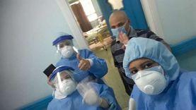 48 متعافيا من كورونا من المعالجين بمستشفى الدعاة