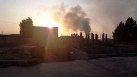 انفجار يهز مناطق نفوذ ميليشيات موالية لإيران في ريف دير الزور الشرقي