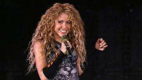 شاكيرا تحتفل بترشيحها لجائزتي «MTV» للموسيقى الأوروبية بوصلة رقص
