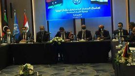 رئيس اللجنة المصرية المعنية بأزمة ليبيا يؤكد أهمية نبذ الخلافات بين الأطراف