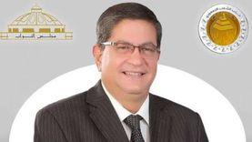 تشييع جنازة النائب الدكتور جمال حجاج متأثرا بكورونا