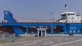أول صور من داخل الكراكة «حسين طنطاوي».. أضخم معدة في أسطول القناة