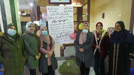 تنظيم ندوات لتوعية الأمهات بفوائد تطعيم شلل الأطفال في كفر الشيخ