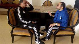 المعلق الرياضي أشرف محمود يروي ذكرياته مع «مبارك»: كان بيحب ميمي الشربيني