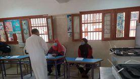 إقبال شبابي ونسائي على التصويت في أول أيام الانتخابات بالفيوم