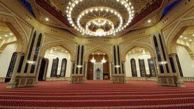 شعائر صلاة الجمعة الثانية من رمضان بمسجد المشير طنطاوي بحضور الرئيس
