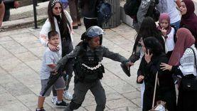 الاحتلال  يواصل اعتداءه واعتقاله لأهالي القدس بباب العامود