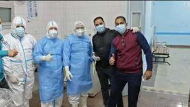 «مكافحة العدوى» حائط حماية الأطباء رافضي لقاح كورونا: مراقبة 24 ساعة
