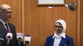وزير الصحة اللبناني: نشكر مصر على دعمها لنا منذ انفجار مرفأ بيروت