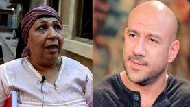فاطمة كشري لأحمد مكي في عيد ميلاده: هكلمه أدعيله وأهنيه يستاهل كل خير