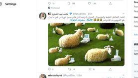 """""""ليلة سقوط الخونة"""" يتصدر """"تويتر"""".. والمصريين: """"الإخوان تحت جزمتنا"""""""