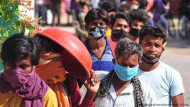 اكتشاف 86 ألف إصابة جديدة بفيروس كورونا في الهند