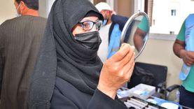 «تحيا مصر»: علاج سيدة من السويس عانت من المياه البيضاء لمدة 40 عاما