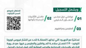 تسجيل اللقاحات إلكترونيا في السعودية.. دعوات لجميع القادمين للمملكة