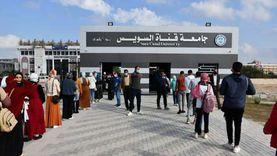 رئيس جامعة القناة: طلابنا التزموا بالإجراءات ولم نتلق شكاوى