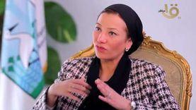 """وزيرة البيئة تنعى شهداء حادث طرة: """"إن شاء الله في الجنة"""""""