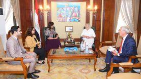 وزيرة الدولة الهولندية تشيد بنجاح مصر في تطبيق الإصلاح الاقتصادي