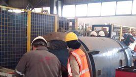 رئيس مياه القناة: إجراء أول اختبار للمحركات العملاقة بمحطات الصرف