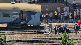 عاجل.. مصاب في قطار الإسكندرية يكشف تفاصيل الحادث (فيديو)