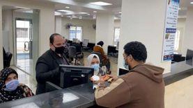 افتتاح مركز خدمة مطوّر لتسهيل استخراج بطاقات التموين