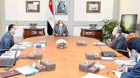 عاجل.. السيسي يتابع المشروع القومي لمراكز تجميع الألبان على مستوى الجمهورية