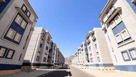 توصيل المرافق لمنطقة الرويسات بمدينة شرم الشيخ